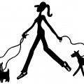 girl_walking_dog