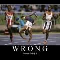 running form funny
